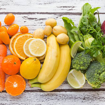 Collagen Provider Fruits and Veggies