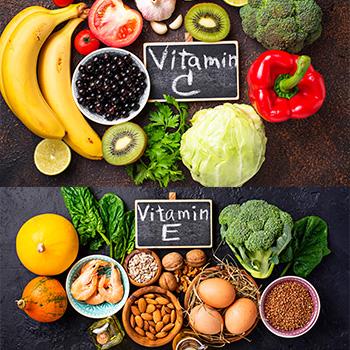 Vitamins C E Providers