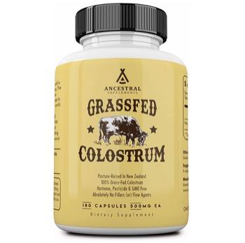 Ancestral Supplements Grass Fed