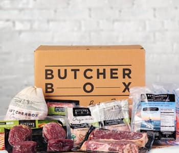 Butcher box package