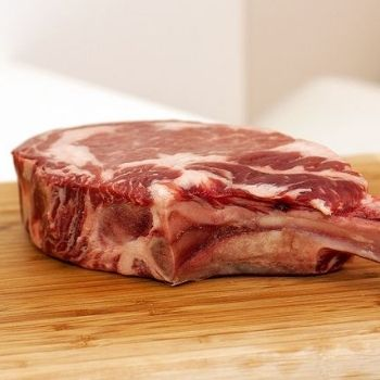 huge chunk of meat