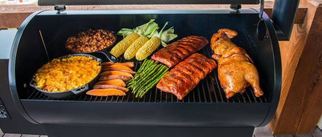 Traeger Tailgater review