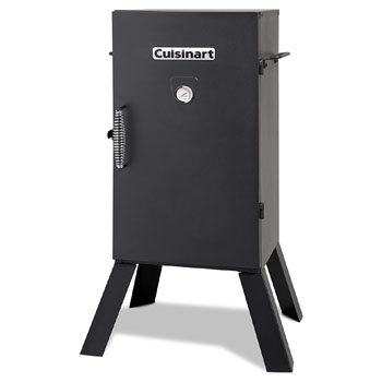 Cuisinart electric smoker for fish
