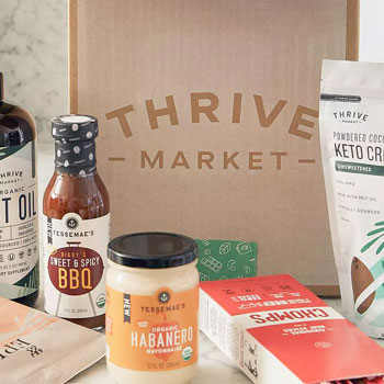 Thrive Market delivery
