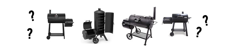 different types of offset smoker