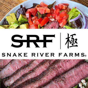 Snake River Farms meat delivery