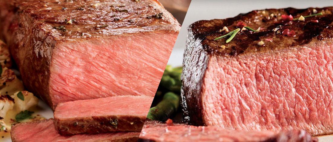 Battle of Omaha Steaks vs Allen Brothers