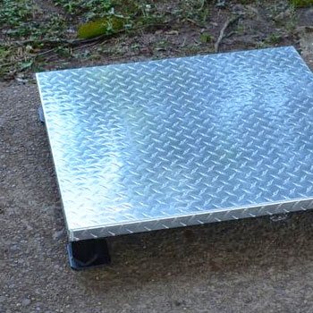 Heat Shields for putting under a fire pit on grass