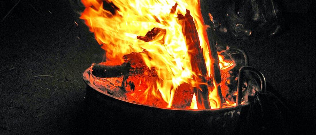 Fire Pit Awareness