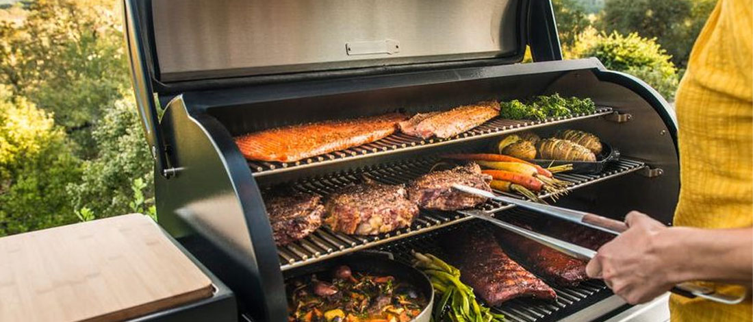 Your guide to pellet grills