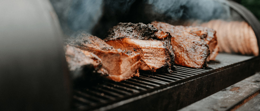 Your guide to seasoning a smoker