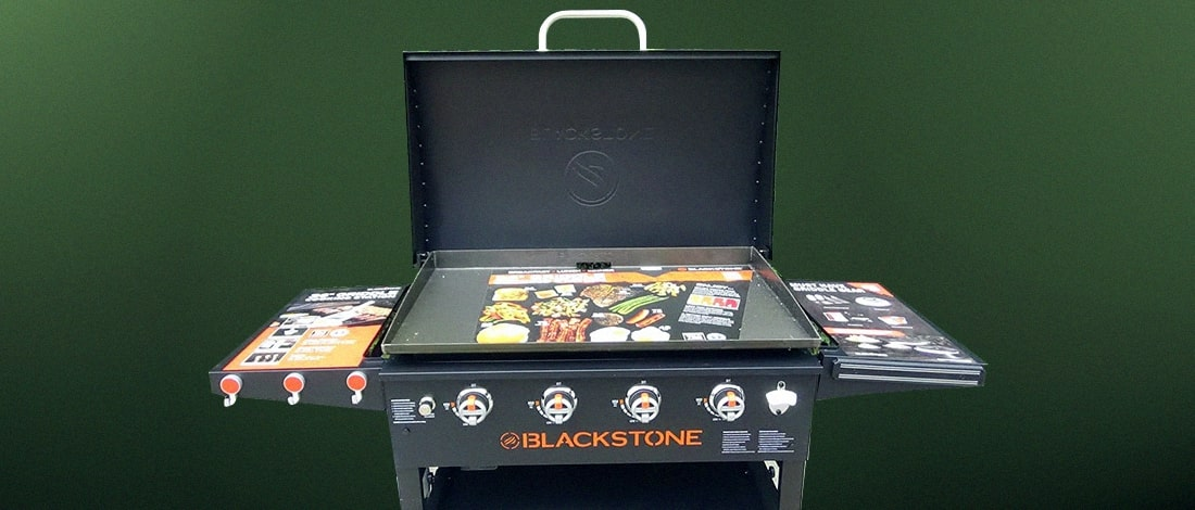 Blackstone griddle with common problems