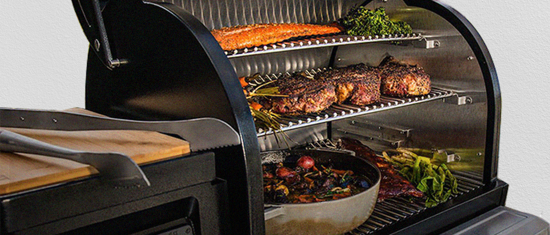 Who makes traeger grills