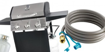 How to Convert Propane Grill to Natural Gas<br>5 Easy Steps