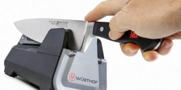 Wusthof Knife Sharpener Instructions<br>Sharp Your Knives Like a Pro