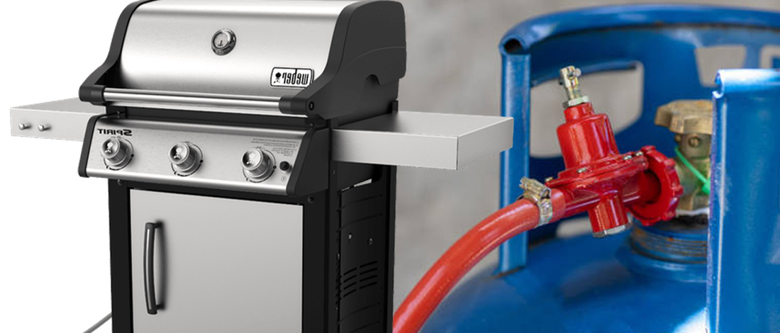 Propane and Natural gas grills