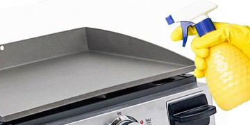 Blackstone Griddle Cleaning Guide<br>Simple & Actionable Steps