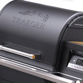 A Traeger Timberline 850 grill