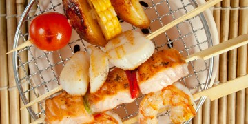 DIY Yakitori Grill<br>The Ultimate Guide