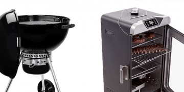 Charcoal VS Electric Smoker<br>The Ultimate Comparison
