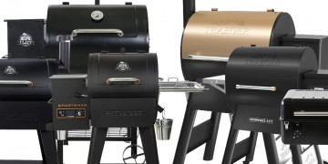 Traeger vs Pit Boss Grills<br>In-Depth Comparison of 6 Top Grills